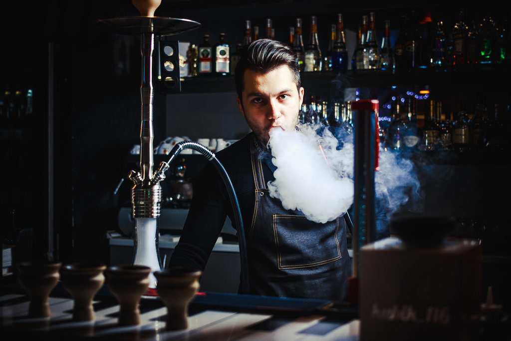 Как курится табак Must Have (Маст Хэв).
