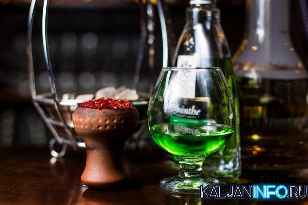 Смешение алкоголя и кальяна приводит к головокружению.