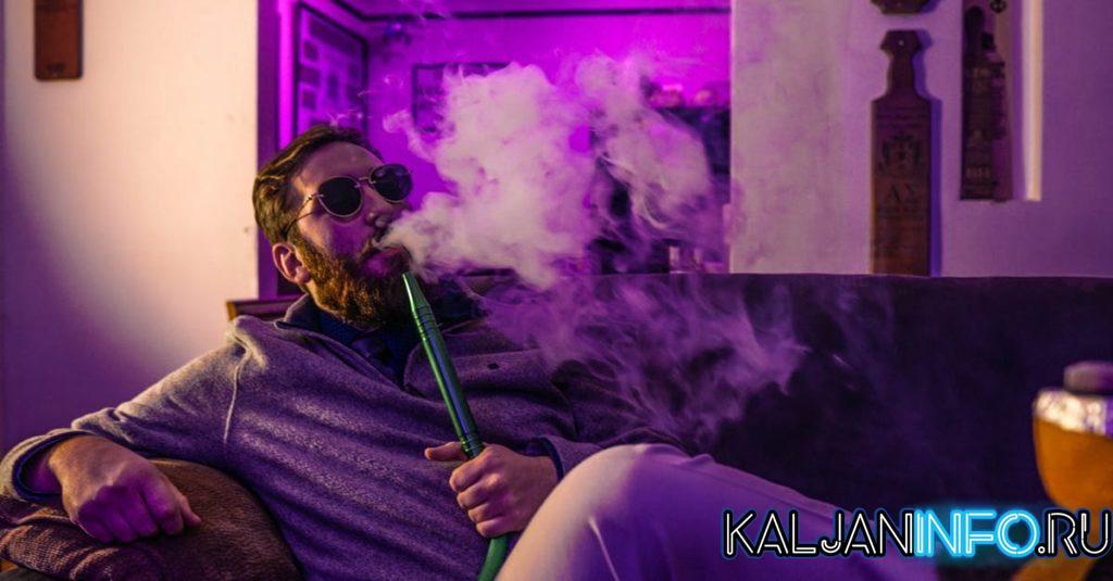 Интоксикация организма возможно при долгом курении кальяна.