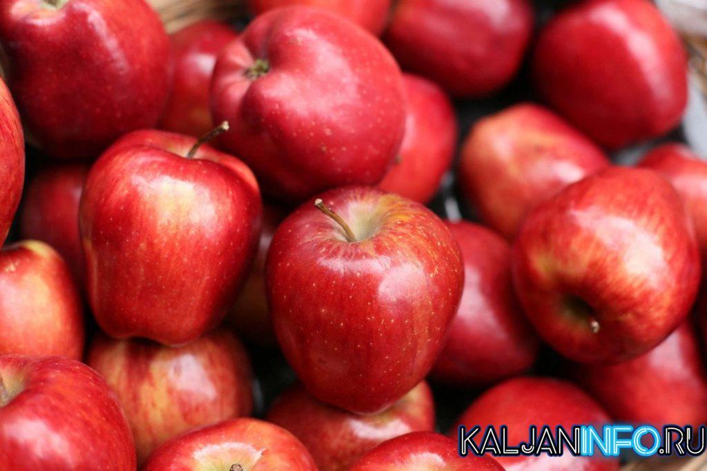 Как выбрать яблоко для кальяна.