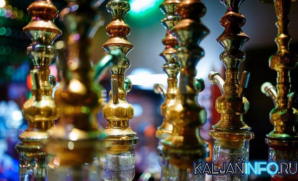 Кальян Khalil Mamoon один из старейших представителей рынка.