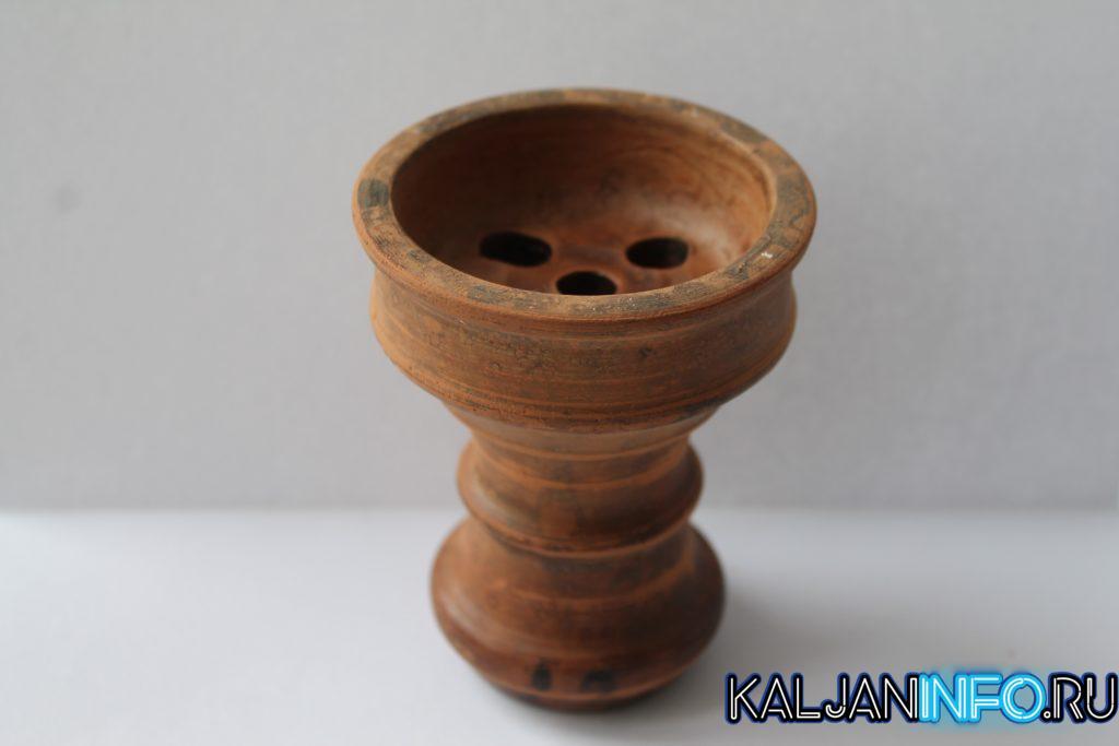 Классическая чаша из глины