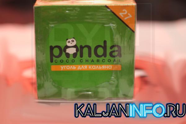 Теперь знаменитая Панда.