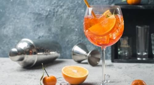 Рецепт коктейля Апероль Бетти.