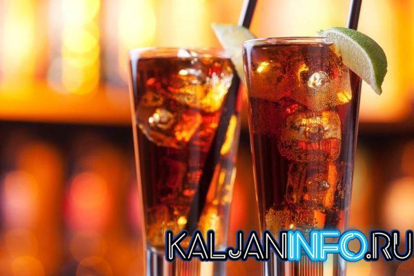 Безалкогольный вариант коктейля Лонг Айленд