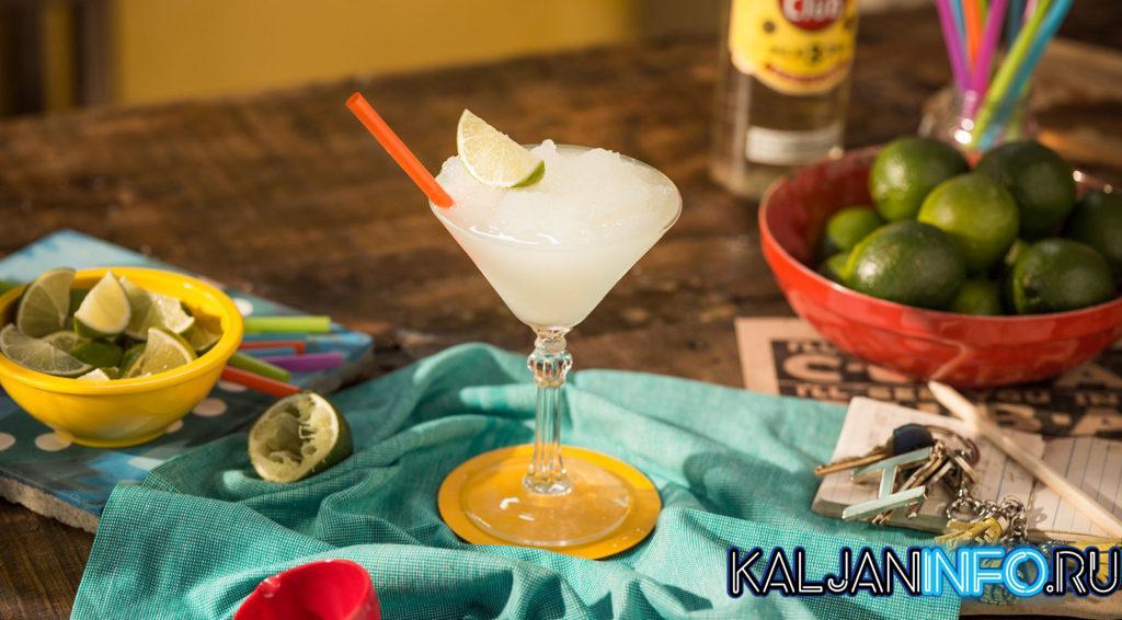 Домашний коктейль джин тоник