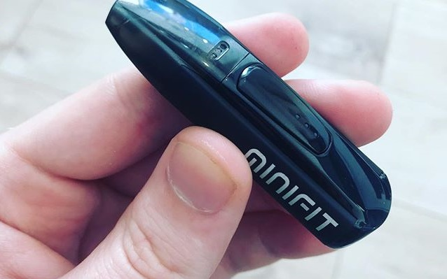 Минифит в руках