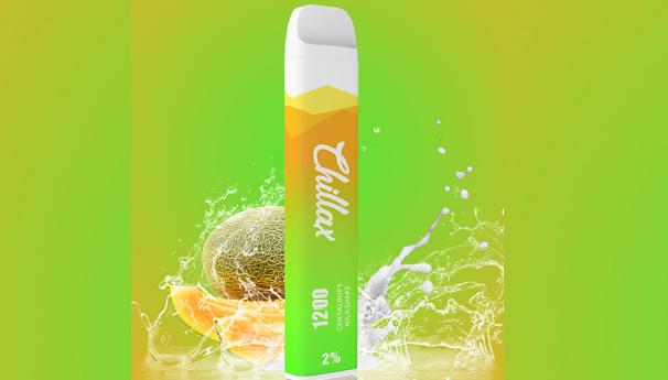 Chillax Cantaloupe Milkshake