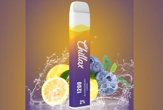 Chillax Blueraspberry Lemon